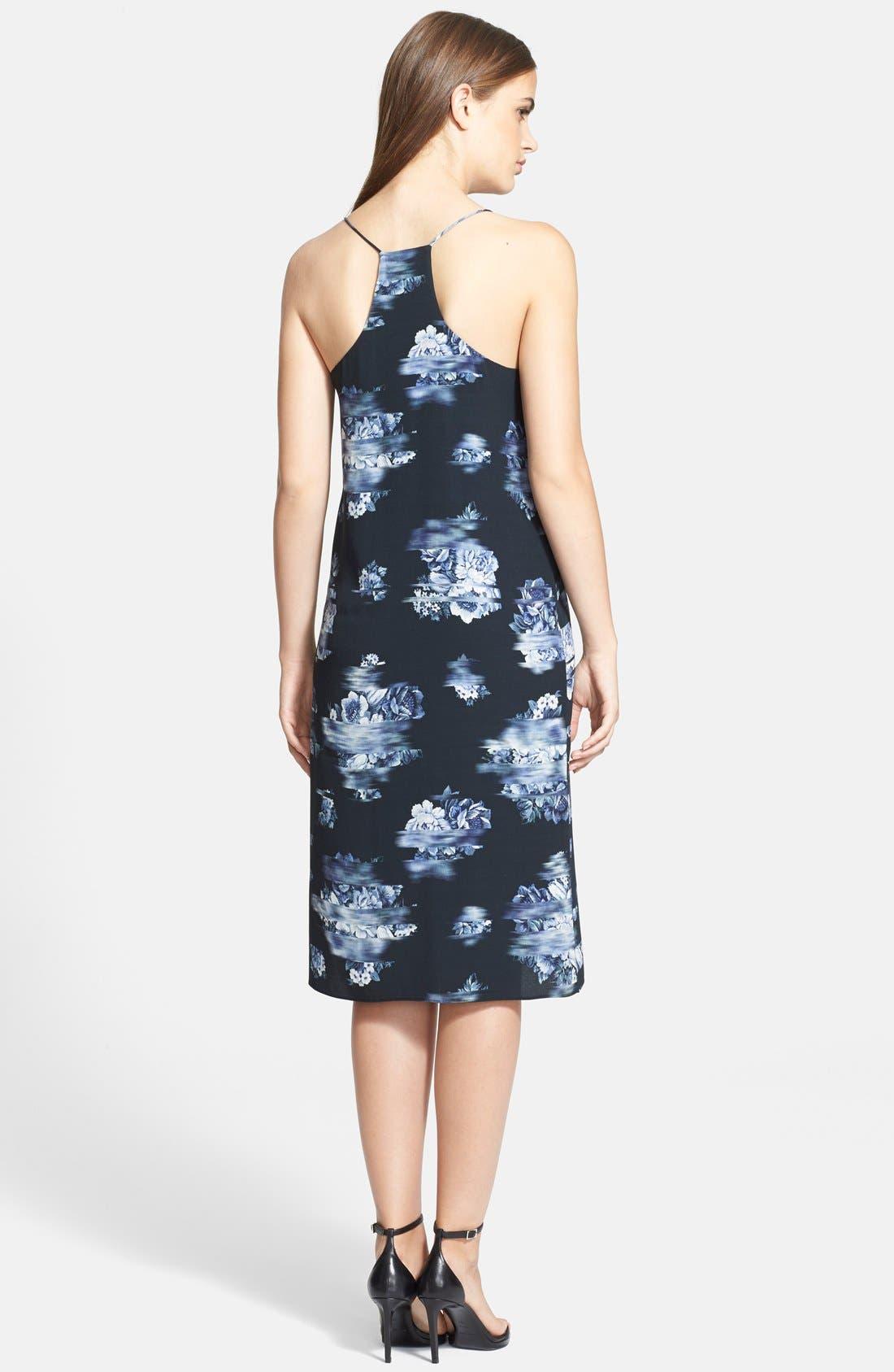 Alternate Image 2  - Tibi 'Floreale' Slip Dress