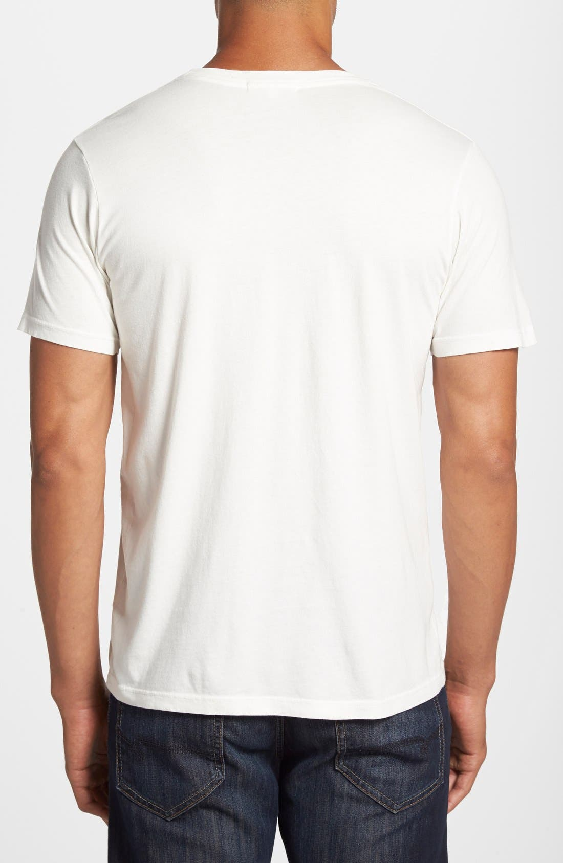 Alternate Image 2  - Junk Food 'No Filter' Graphic T-Shirt