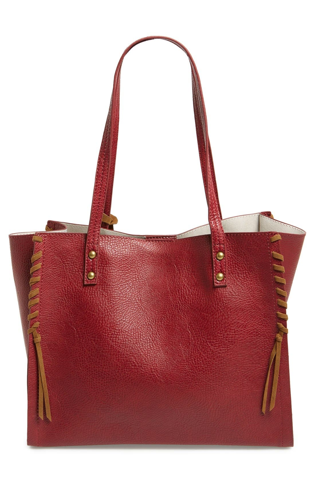 Alternate Image 4  - Jessica Simpson 'Lolita' Whipstitch Tote