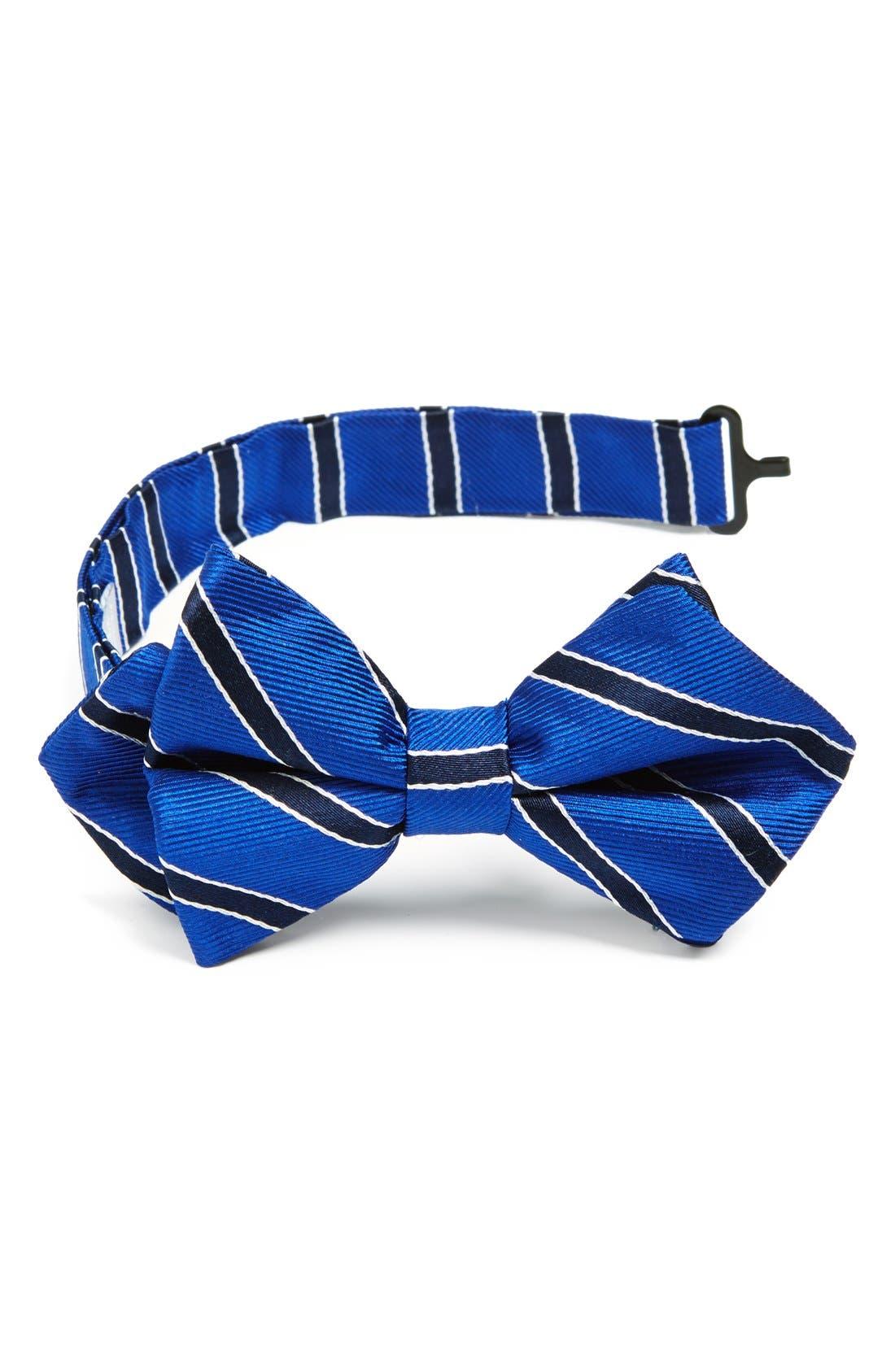 Main Image - Nordstrom Silk Bow Tie (Boys)
