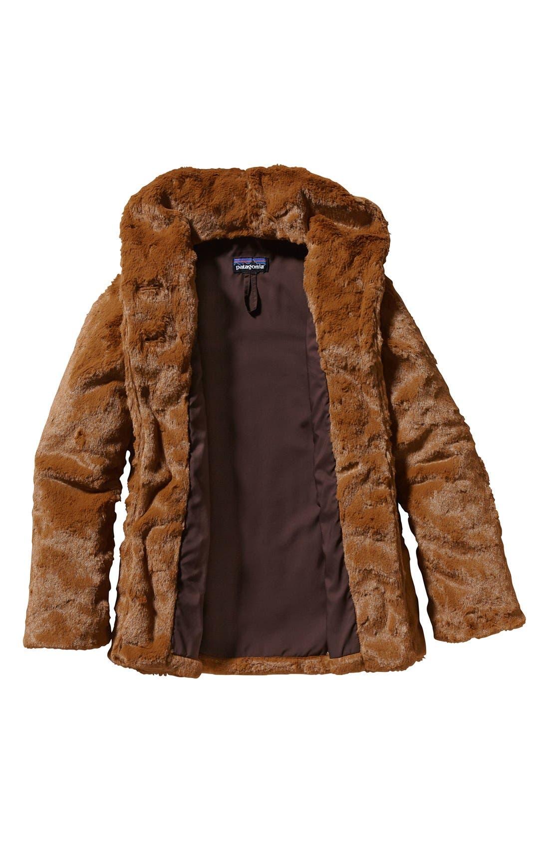 Alternate Image 2  - Patagonia 'Pelage' Jacket (Little Girls & Big Girls)