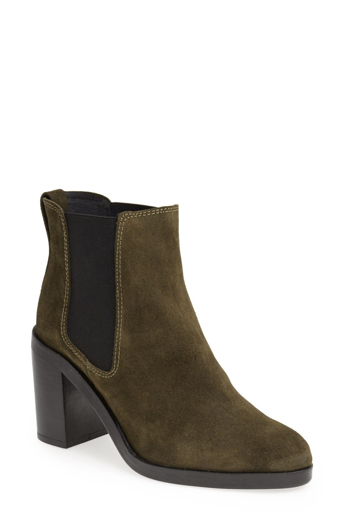 Alternate Image 1 Selected - Topshop 'Missile' Chelsea Boot (Women)