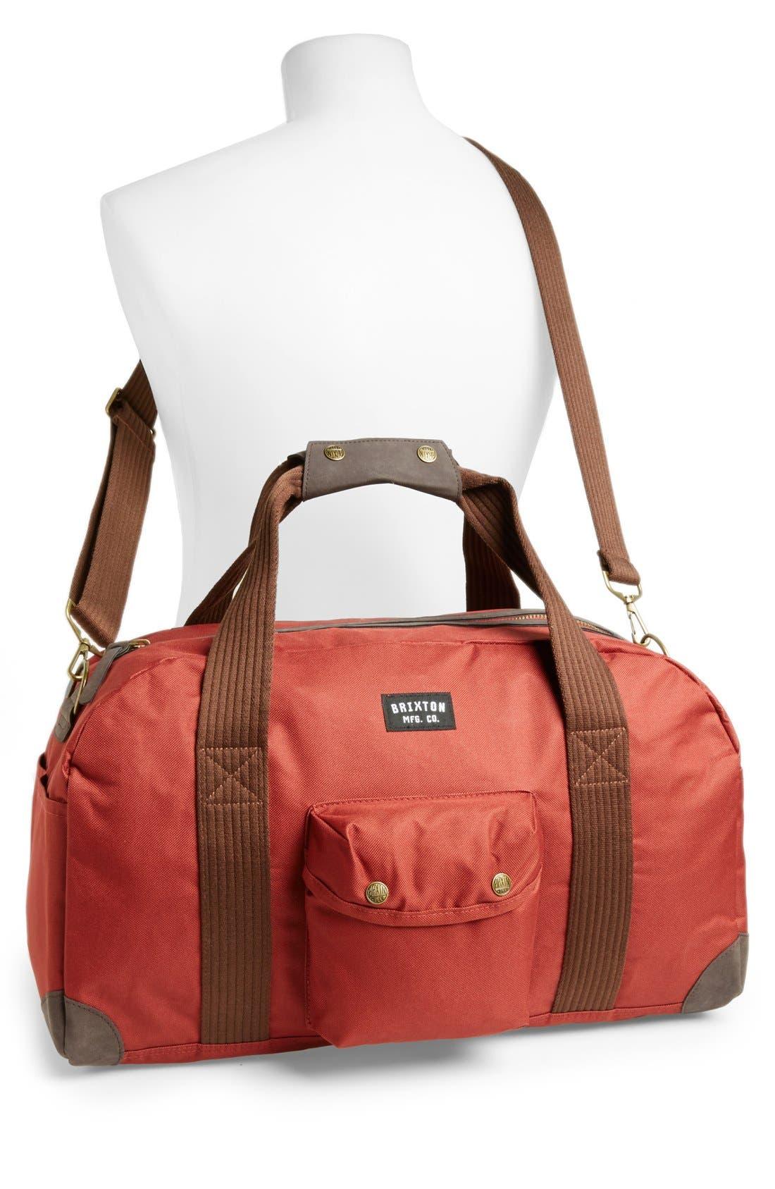 Alternate Image 2  - Brixton 'Vagrant' Duffel Bag