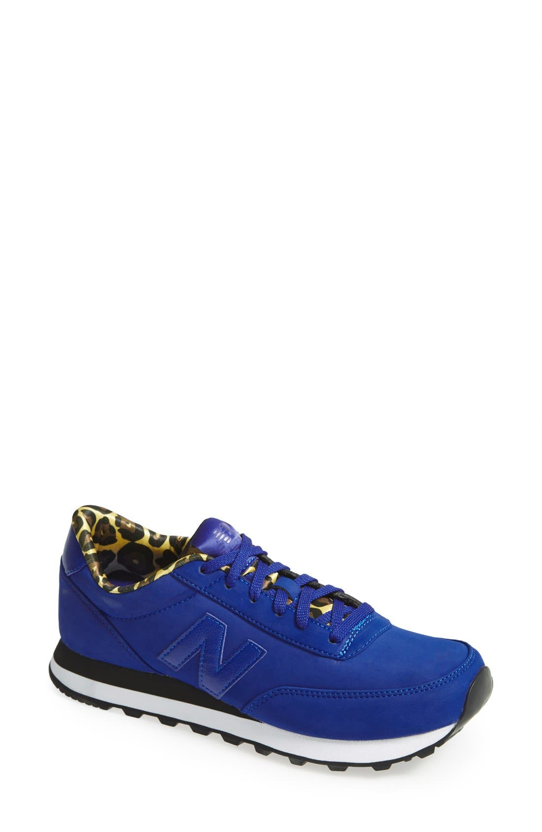 Alternate Image 1 Selected - New Balance '501' Sneaker (Women)