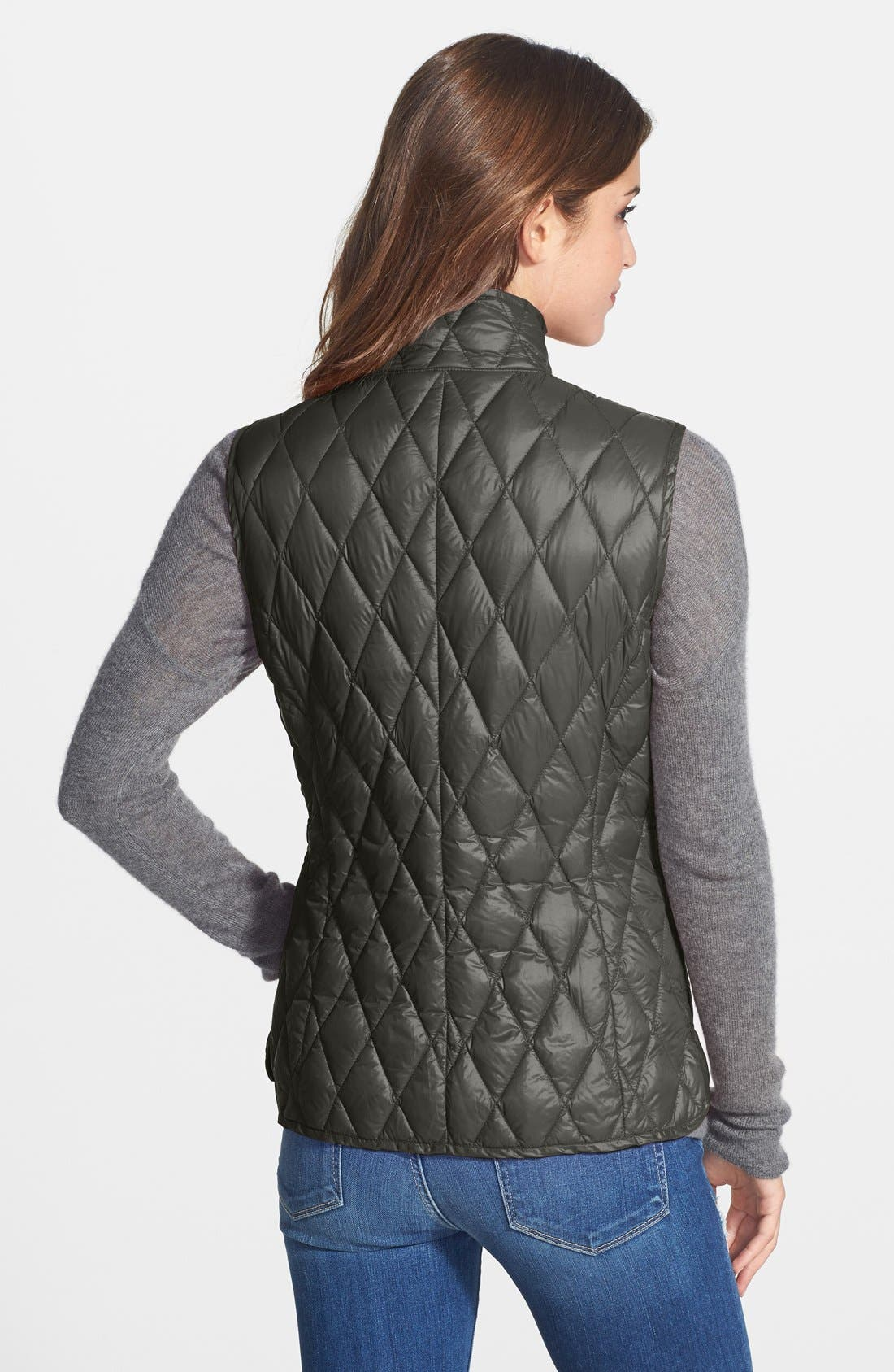 Alternate Image 2  - MICHAEL Michael Kors Quilted Down Vest