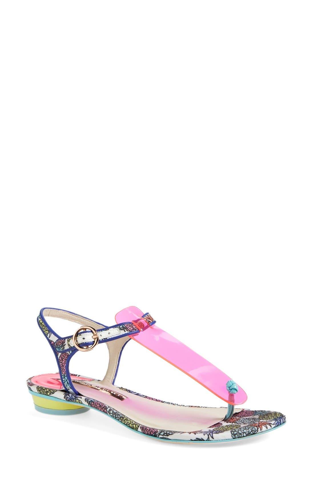 Main Image - Sophia Webster 'Thalia' Pineapple Sandal (Women)