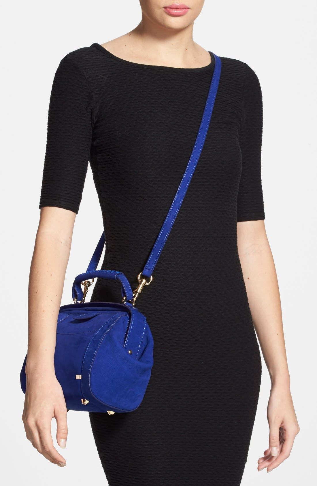 Alternate Image 2  - SJP 'Waverly' Suede Crossbody Bag