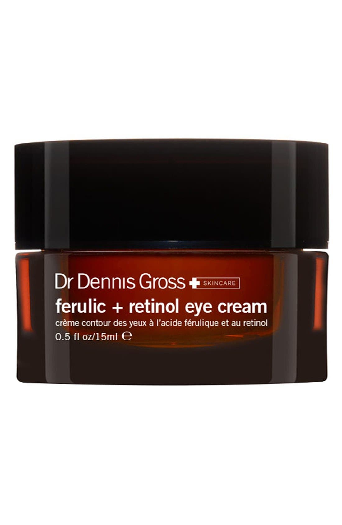 Dr. Dennis Gross Skincare Ferulic + Retinol Eye Cream