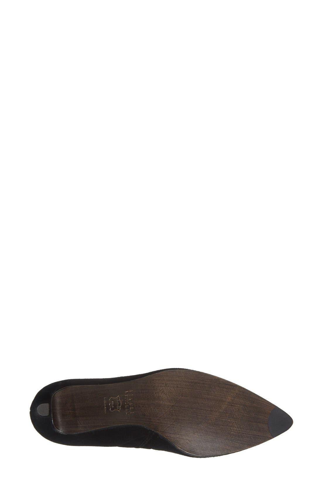 Alternate Image 4  - Stuart Weitzman 'Standin' Leather Ankle Bootie (Women)
