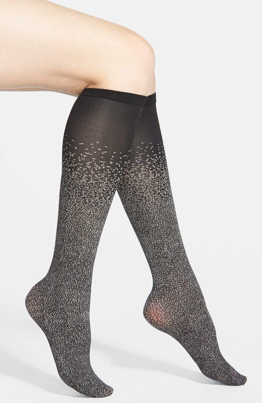 Alternate Image 1 Selected - Oroblu 'Elixer' Knee High Socks