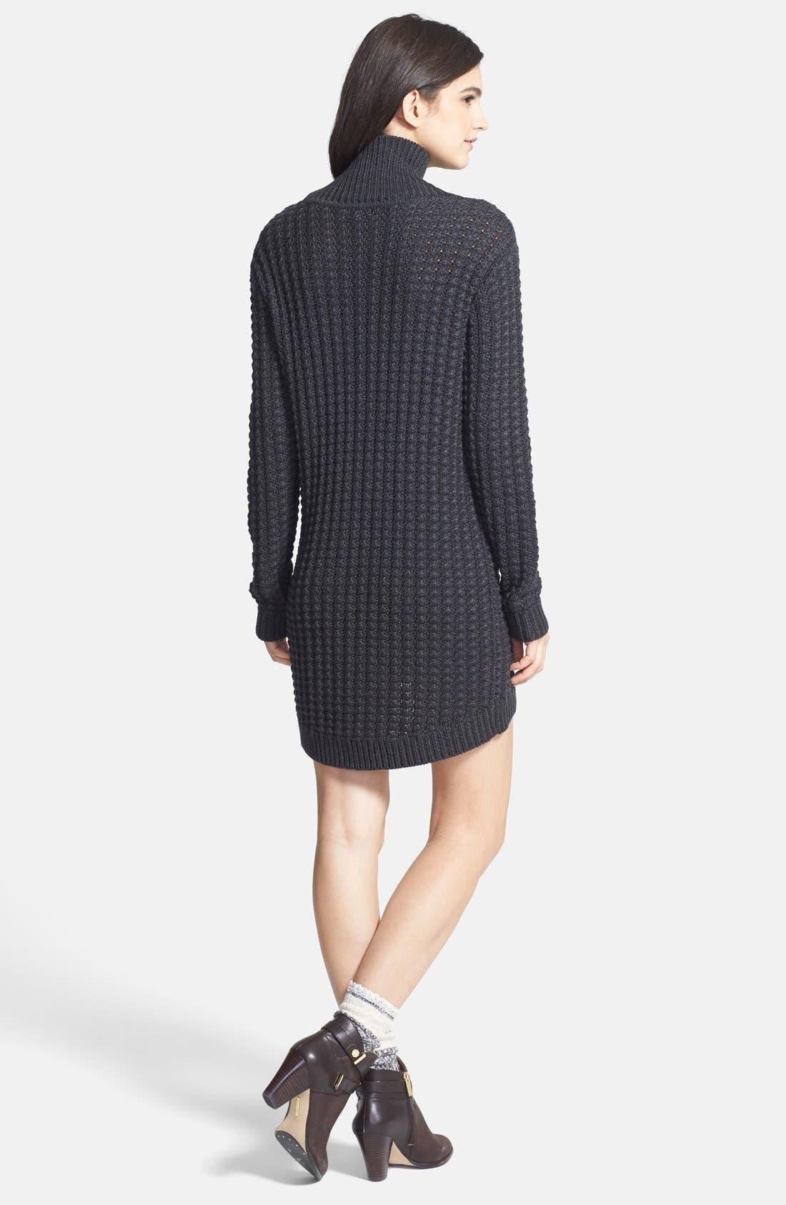 Alternate Image 2  - Treasure&Bond Sweater Dress