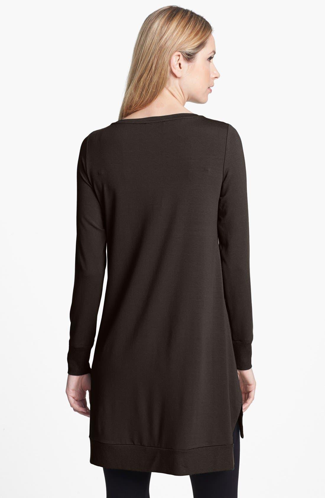 Alternate Image 2  - Eileen Fisher Jersey Layering Tunic