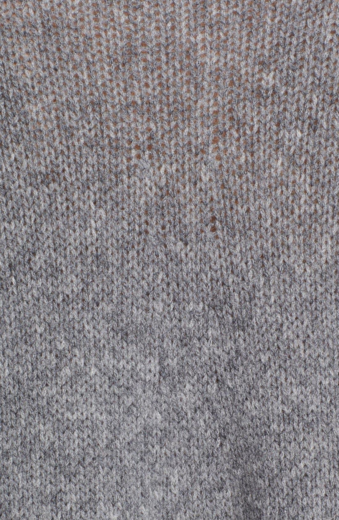 Alternate Image 3  - Helmut Lang Oversize Wool Blend Sweater