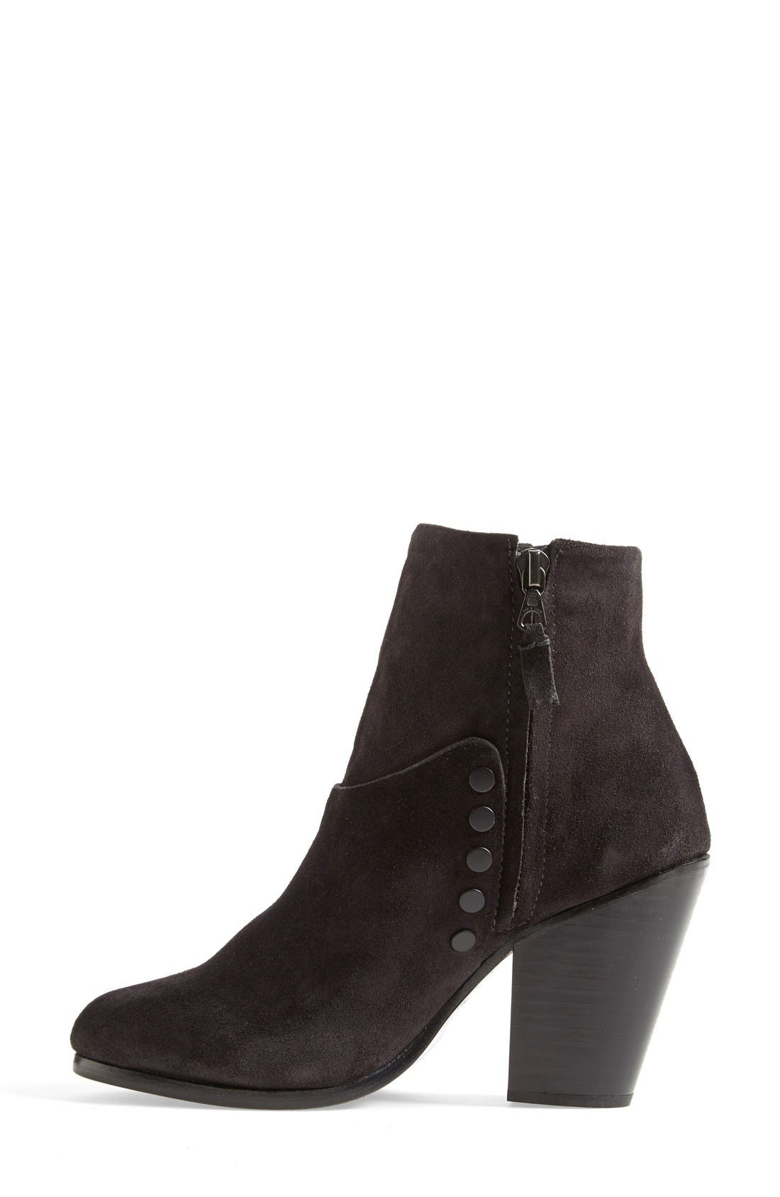 Alternate Image 5  - rag & bone 'Kendall' Suede Boot