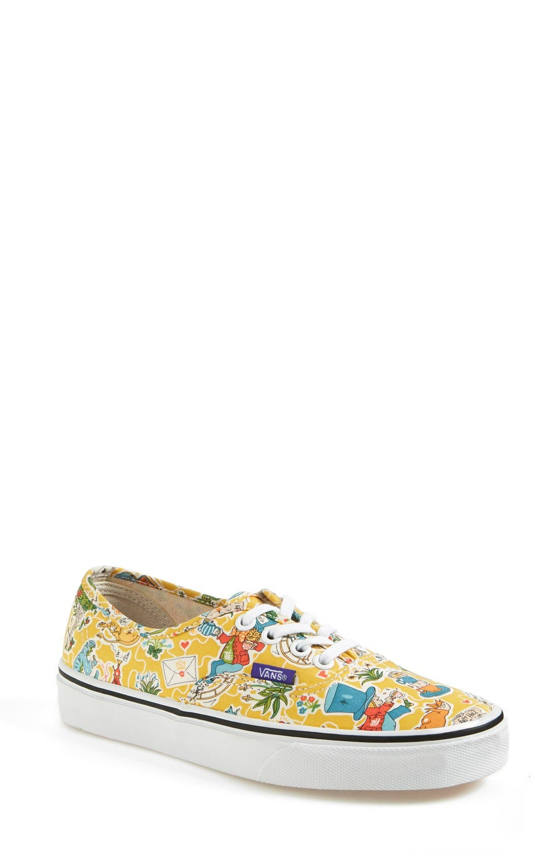 Alternate Image 1 Selected - Vans 'Authentic - Liberty Era' Sneaker (Women)