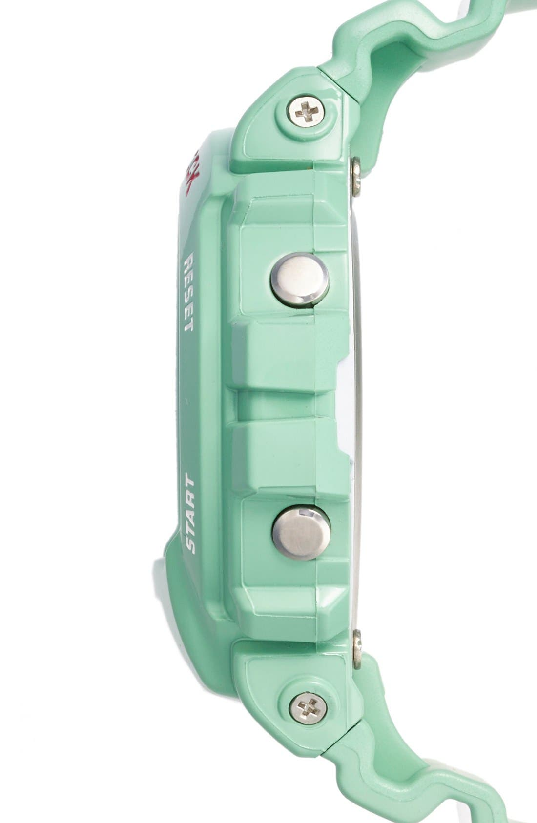 Alternate Image 3  - G-Shock Digital Watch, 49mm x 45mm
