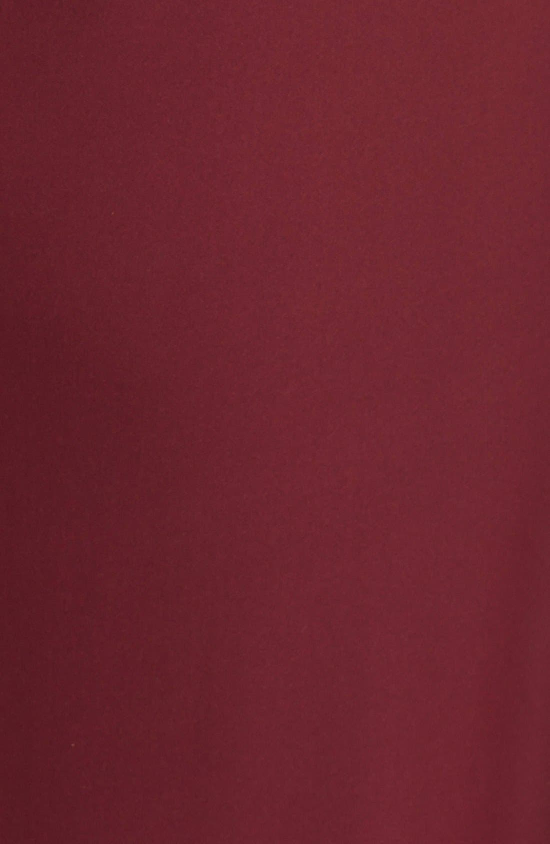 Alternate Image 3  - Myne Silk Midi Dress