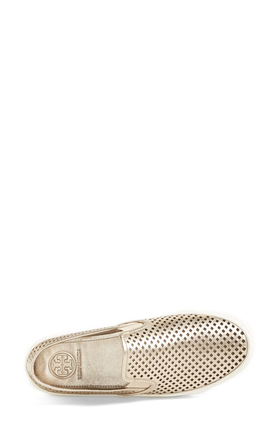 Alternate Image 3  - Tory Burch 'Jesse' Perforated Sneaker (Women)
