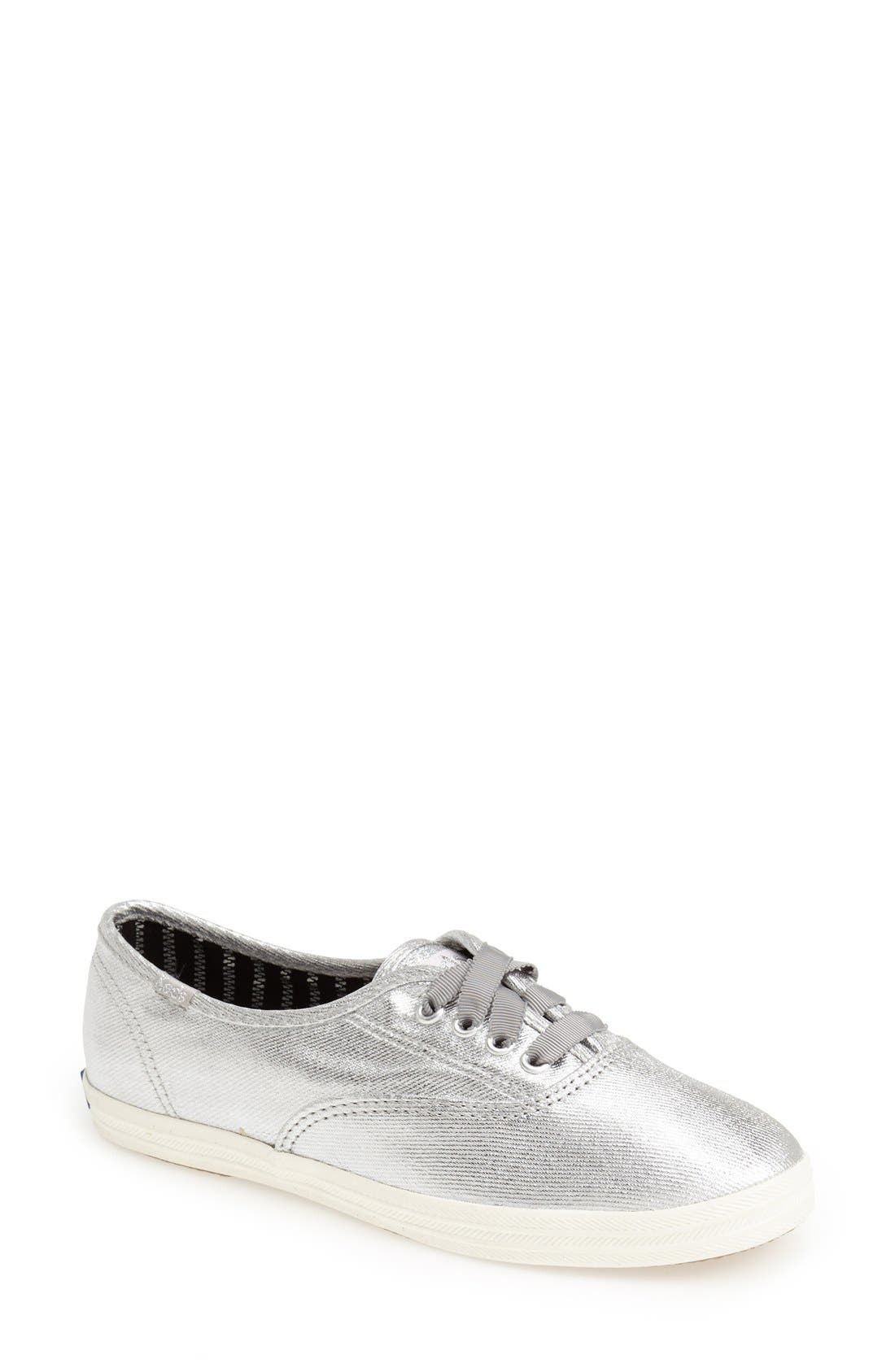Alternate Image 1 Selected - Keds® 'Champion - Metallic' Sneaker (Women) (Regular Retail Price: $49.95)