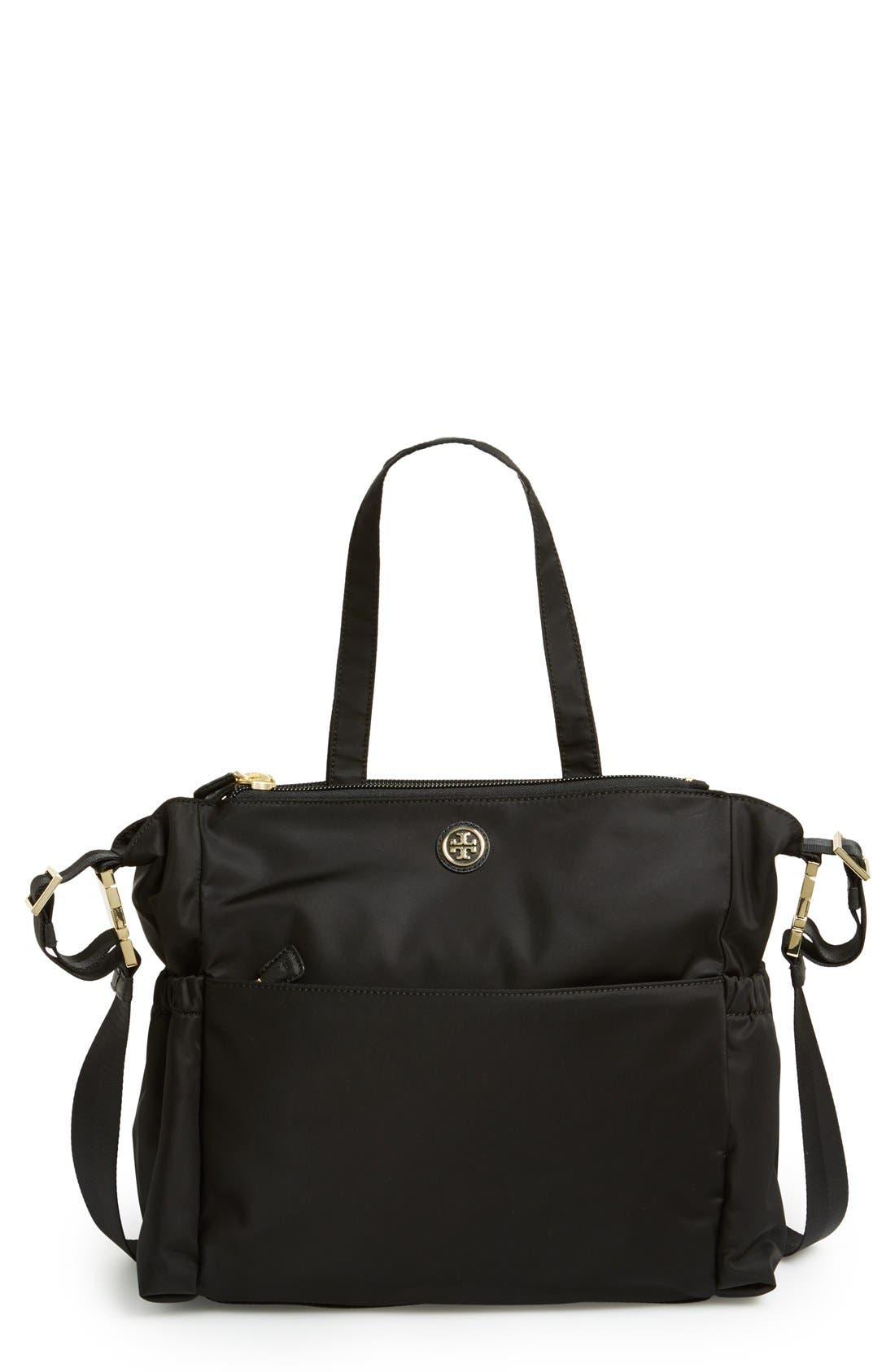 Alternate Image 1 Selected - Tory Burch Nylon Baby Bag