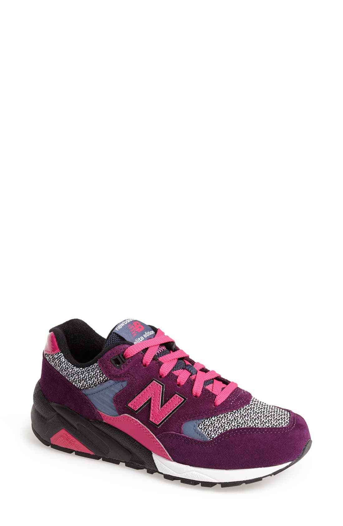Alternate Image 1 Selected - New Balance '580' Sneaker (Women)