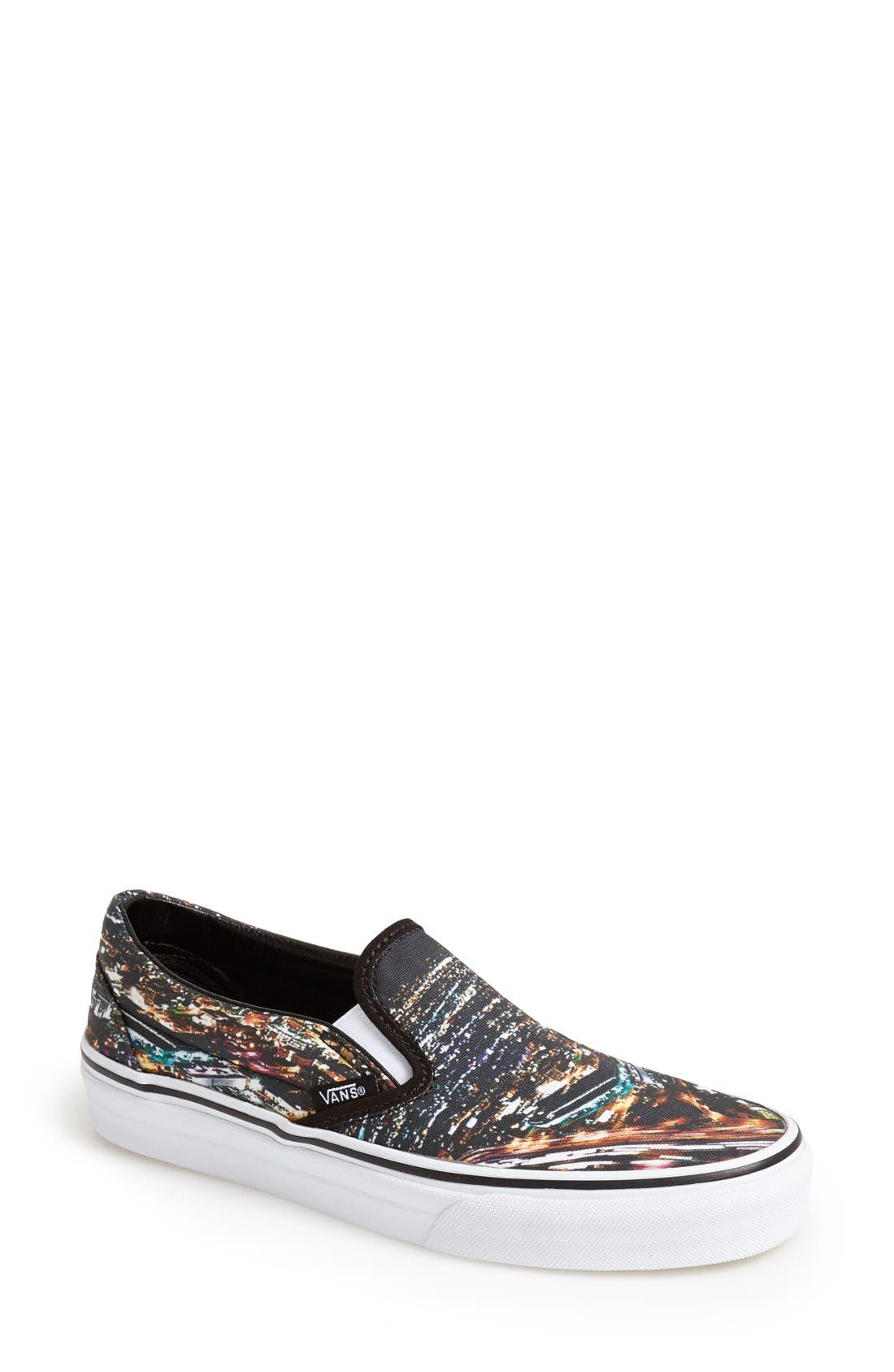Alternate Image 1 Selected - Vans Slip-On Sneaker (Women)