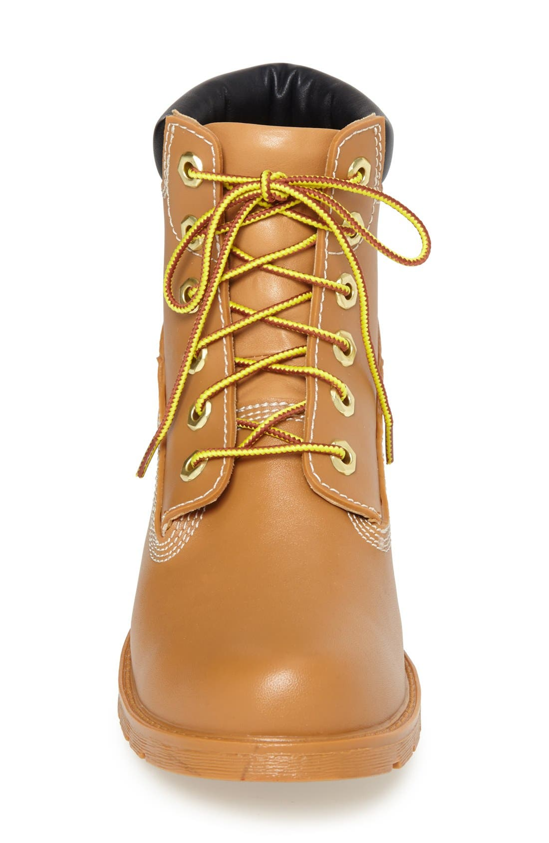 Alternate Image 3  - Jeffrey Campbell 'Deluge' Water Resistant Military Boot (Women)