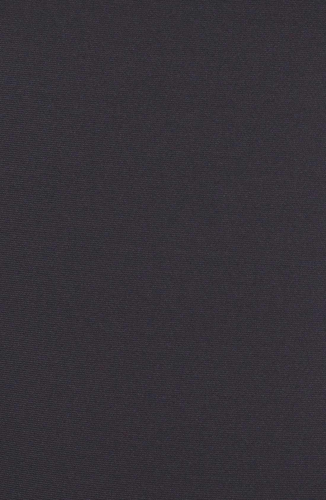 Alternate Image 3  - KAMALIKULTURE Turtleneck Jersey Shift Dress