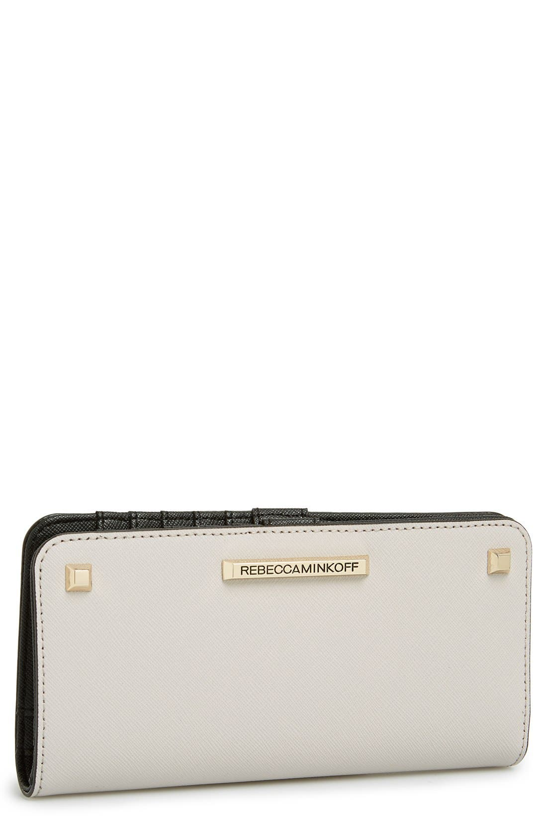 Main Image - Rebecca Minkoff 'Sophie' Snap Wallet