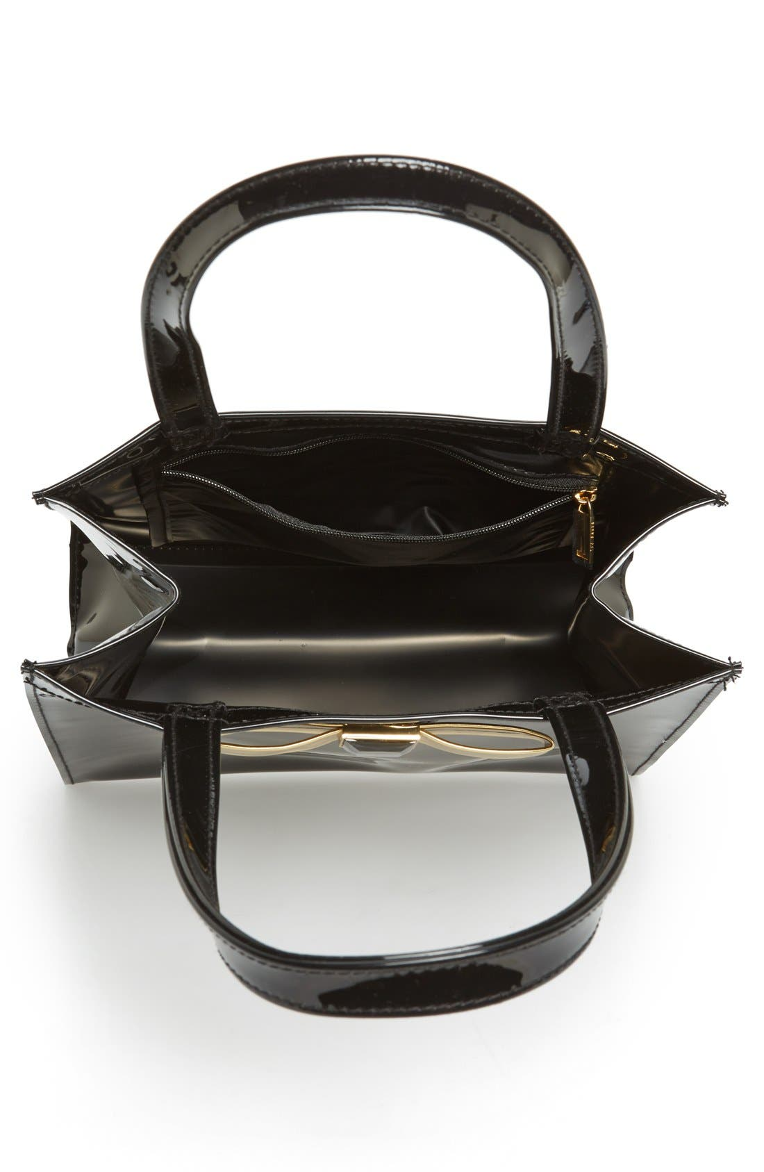 Alternate Image 3  - Ted Baker London 'Bow Icon - Small' Tote