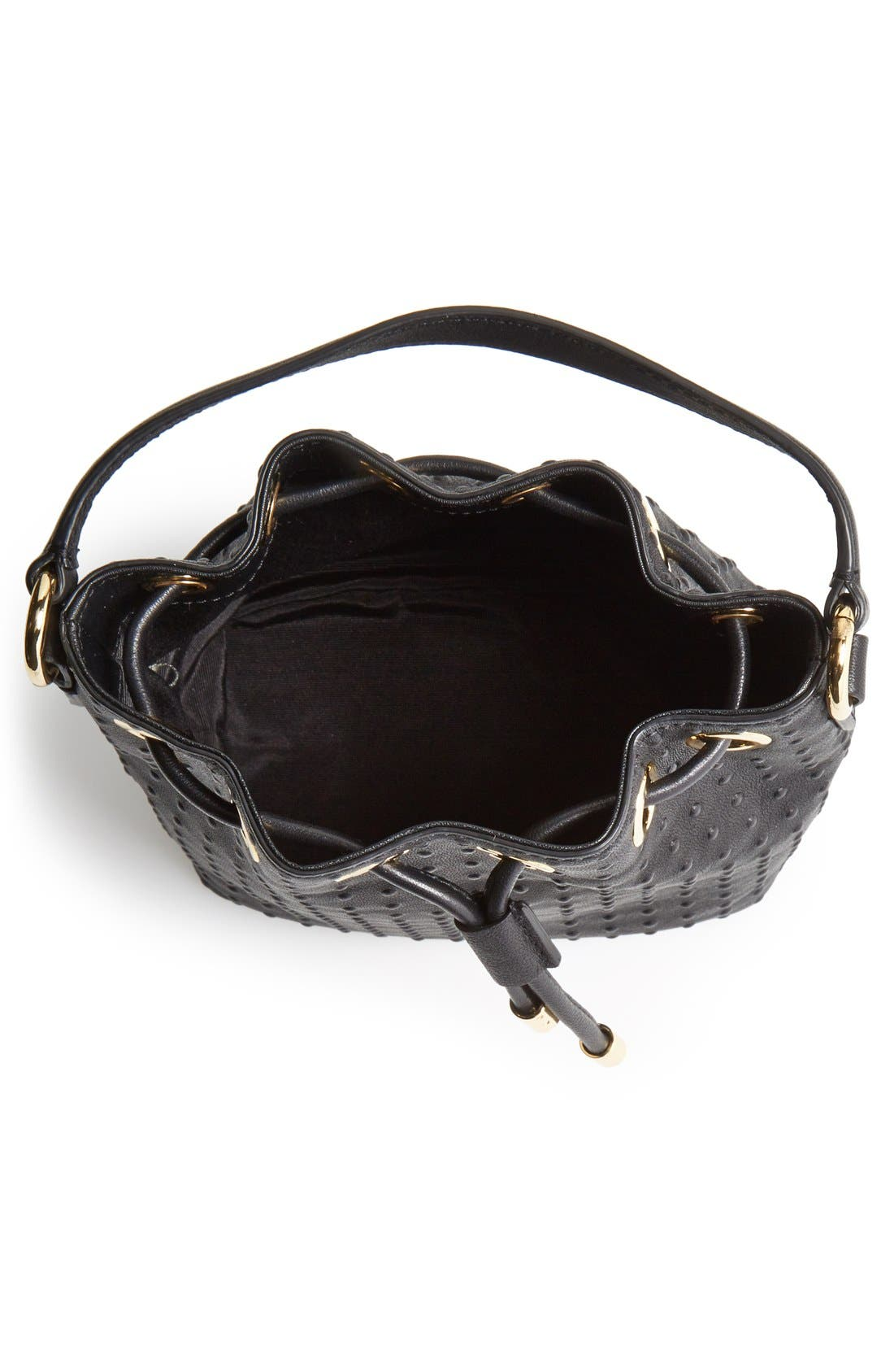Alternate Image 2  - Milly 'Mini Perry' Drawstring Bucket Bag