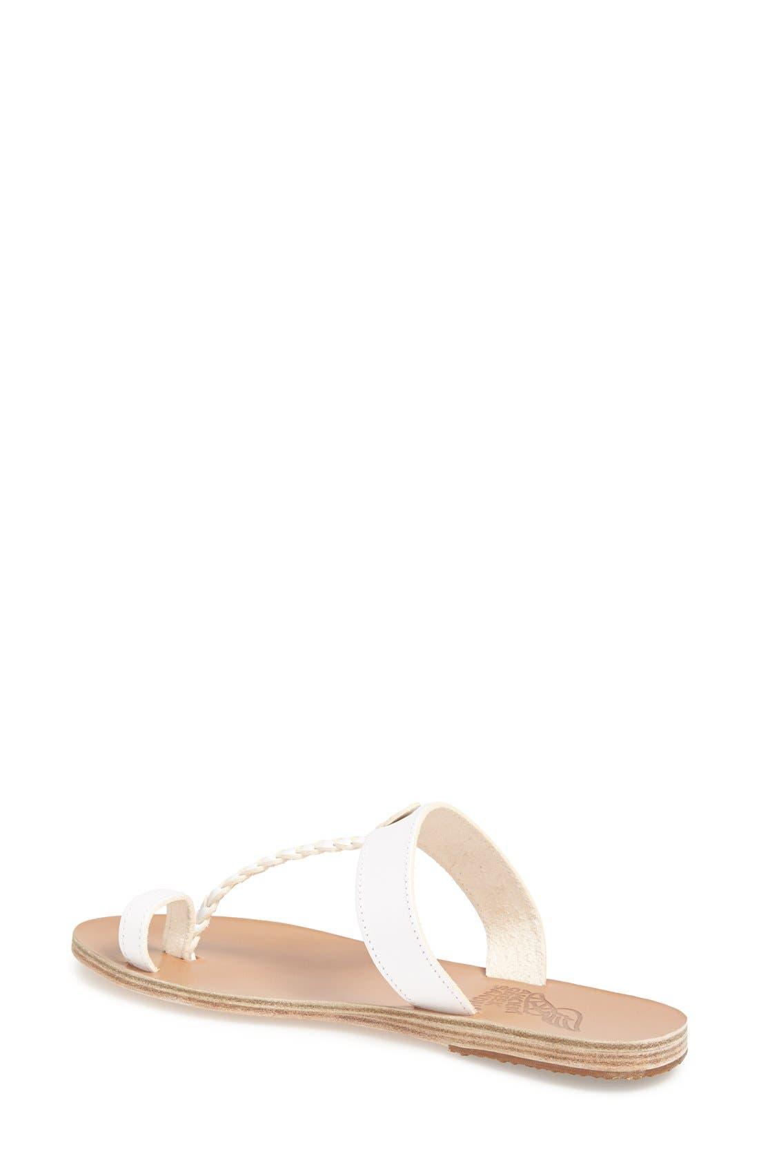 Alternate Image 2  - Ancient Greek Sandals 'Melpomeni' Leather Sandal (Women)