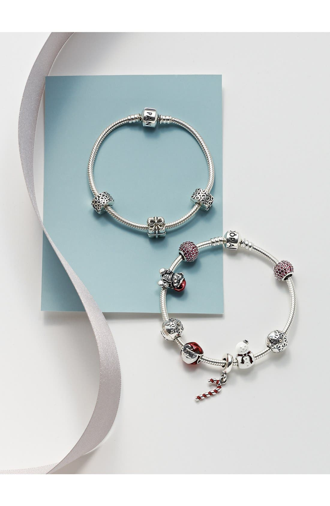 Alternate Image 3  - PANDORA Boxed Holiday Bracelet Gift Set (Limited Edition) ($160 Value)