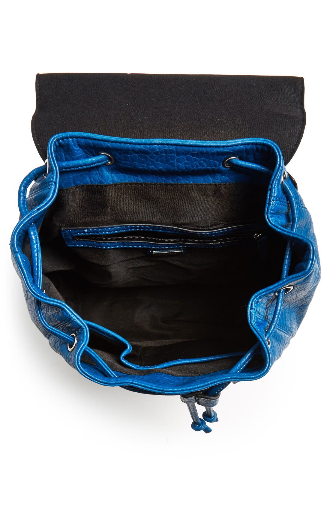 Alternate Image 3  - kensie 'Perfectly Pebbled' Faux Leather Backpack