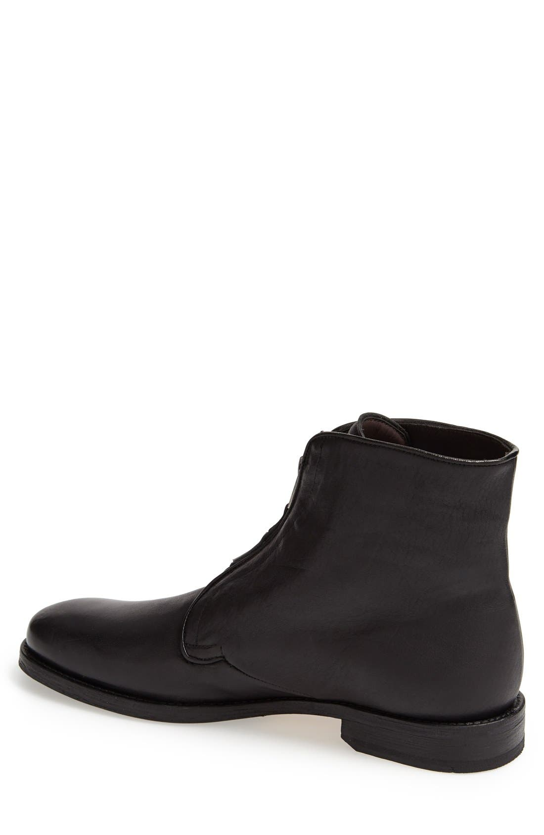 Alternate Image 2  - Maison Forte 'Guerra' Zip Boot