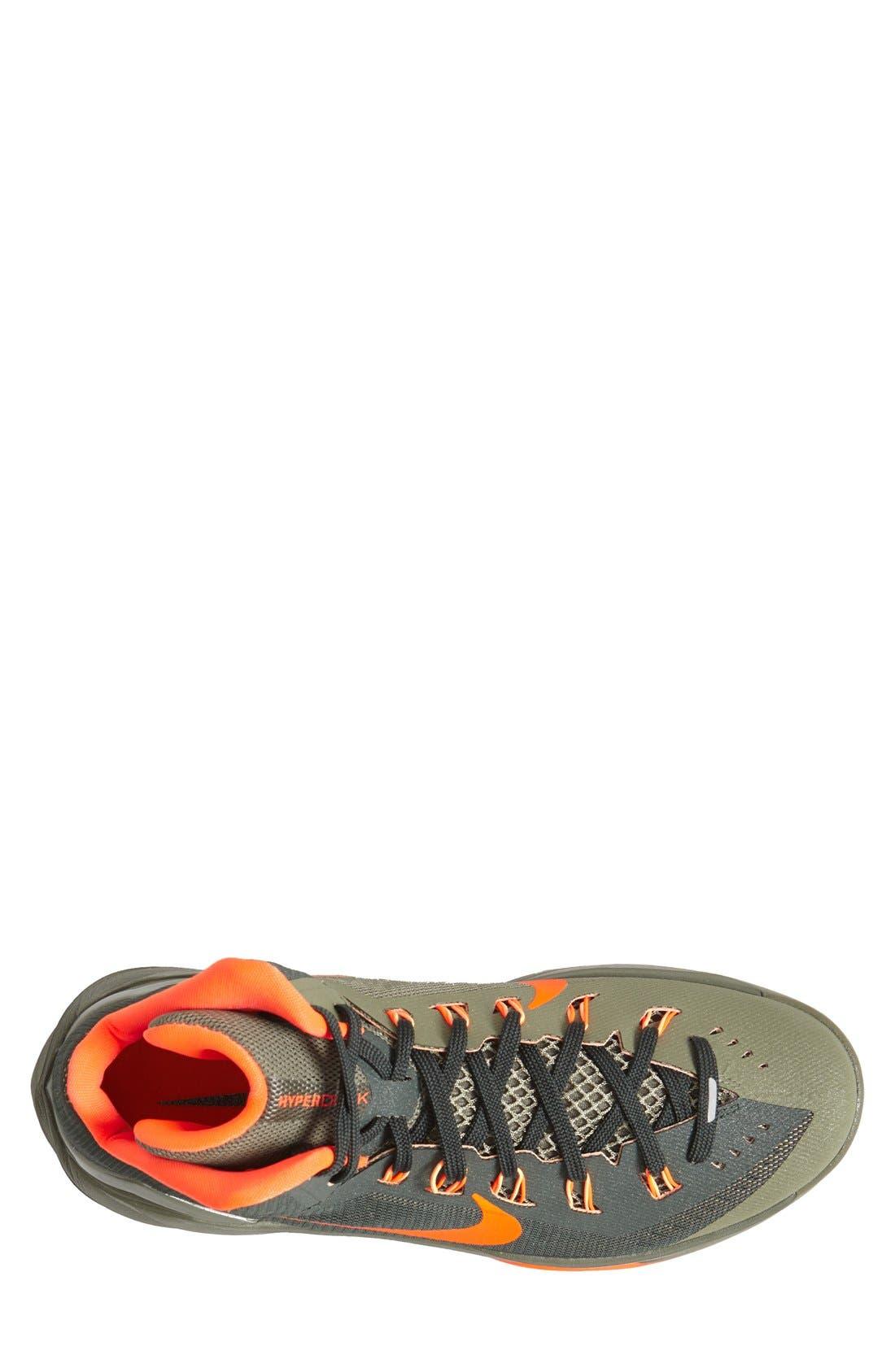Alternate Image 3  - Nike 'Hyperdunk 2014' Basketball Shoe (Men)