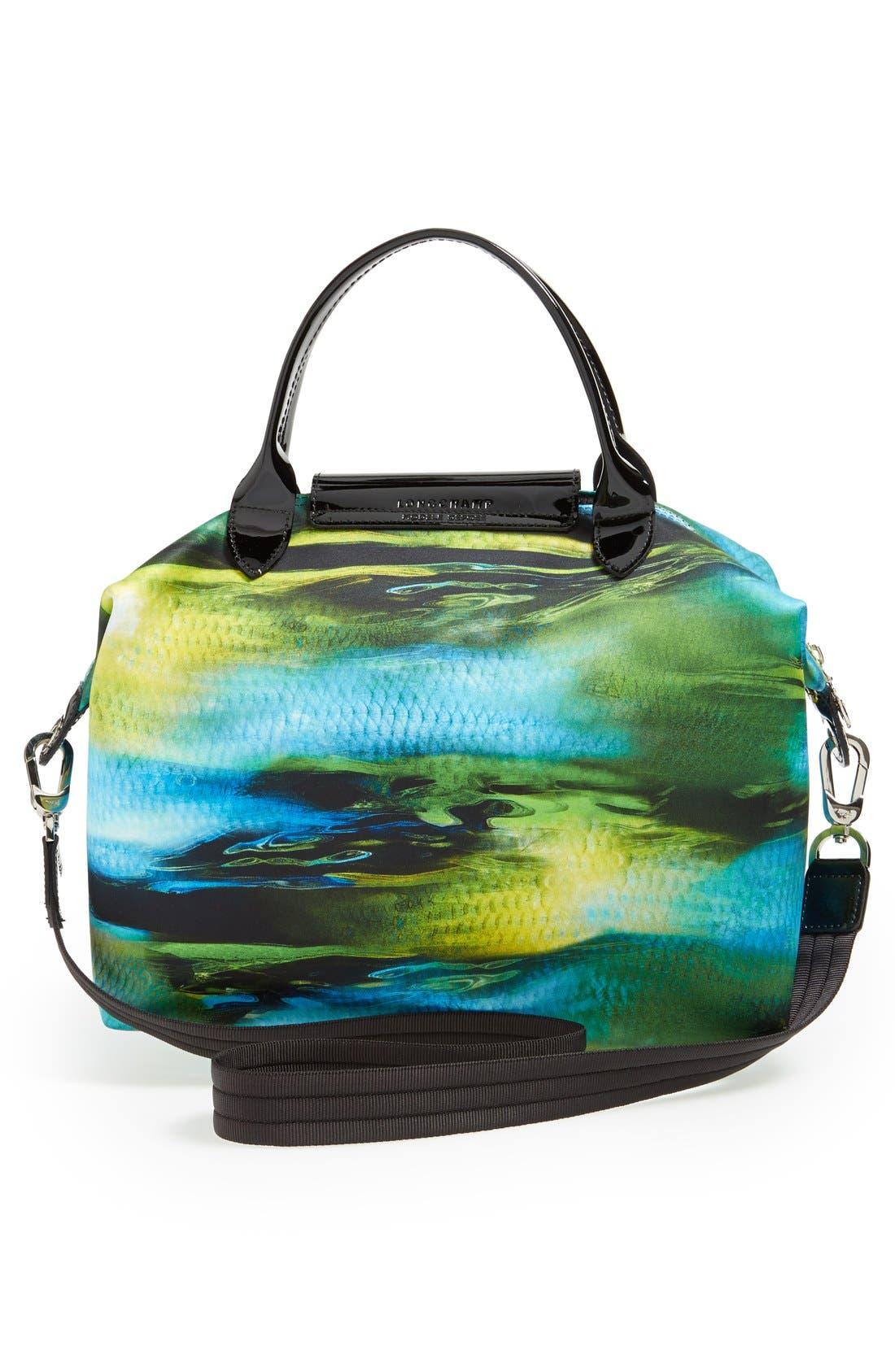 Alternate Image 4  - Longchamp 'Le Pliage - Neo Fantaisie' Top Handle Bag