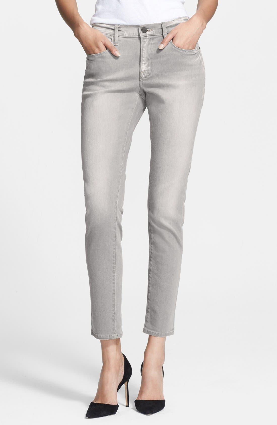 Main Image - Frame Denim 'Le Garcon' Slim Boyfriend Jeans (Kensington)