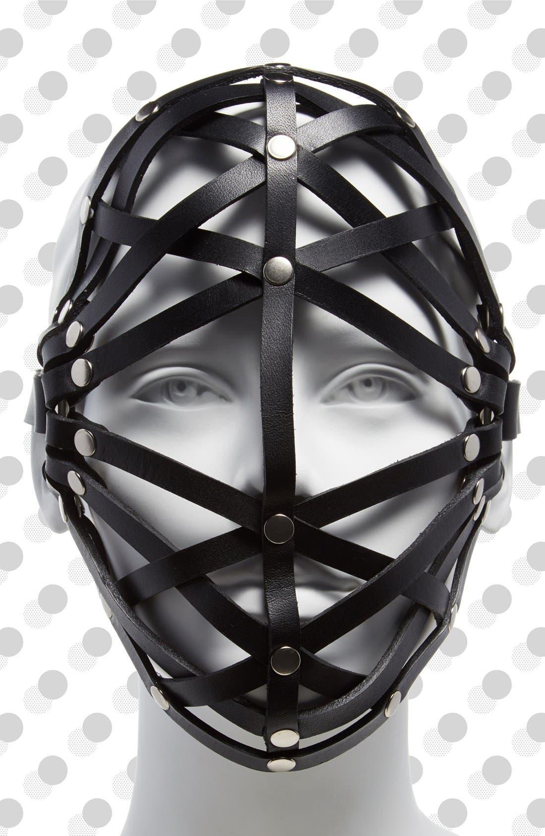 Alternate Image 1 Selected - Zana Bayne Woven Face Mask
