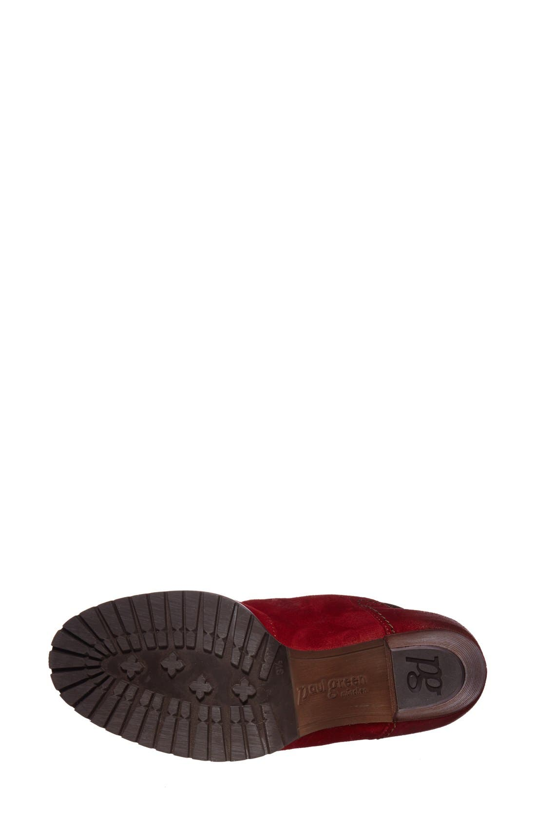 Alternate Image 4  - Paul Green 'Boise' Leather Bootie (Women)
