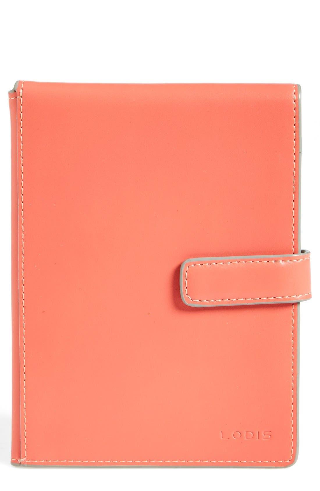 Alternate Image 1 Selected - Lodis 'Audrey' Passport Wallet