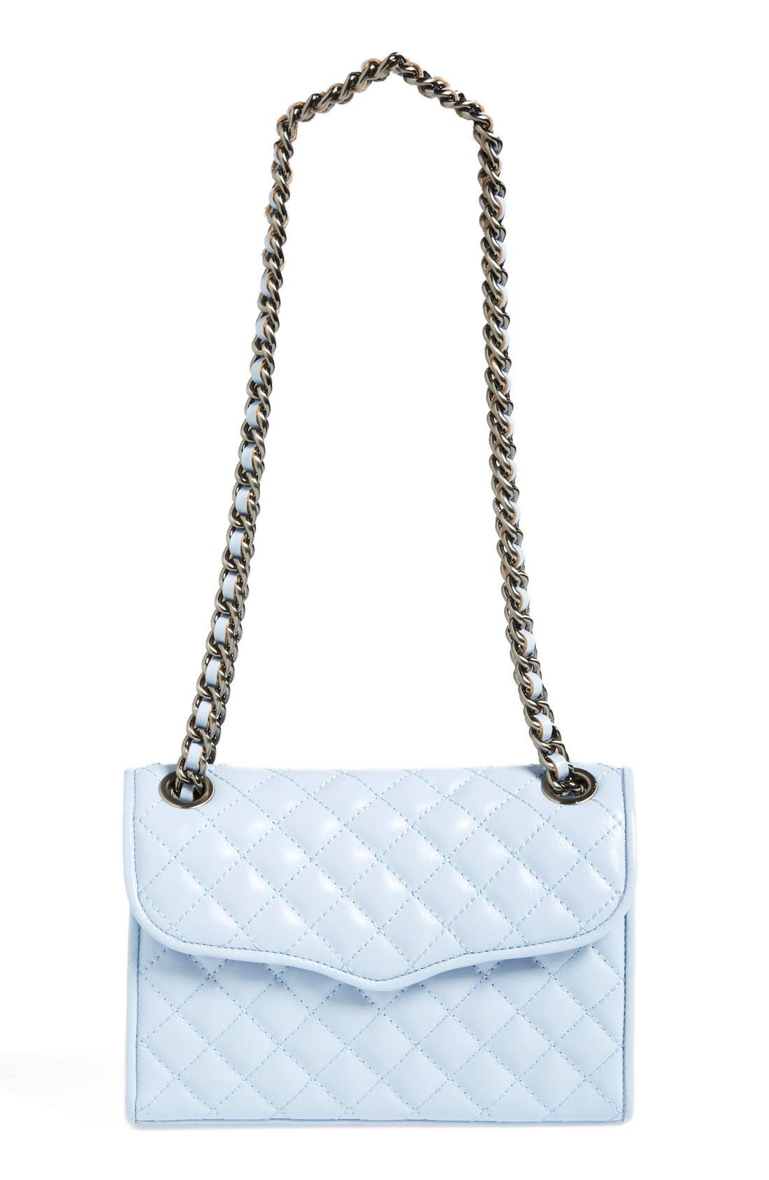 Alternate Image 1 Selected - Rebecca Minkoff 'Quilted Mini Affair' Crossbody Bag