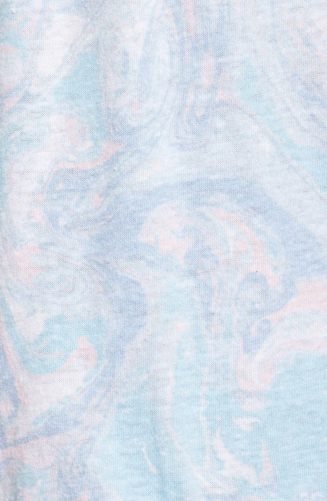 Alternate Image 5  - Make + Model Ruffle Shorts