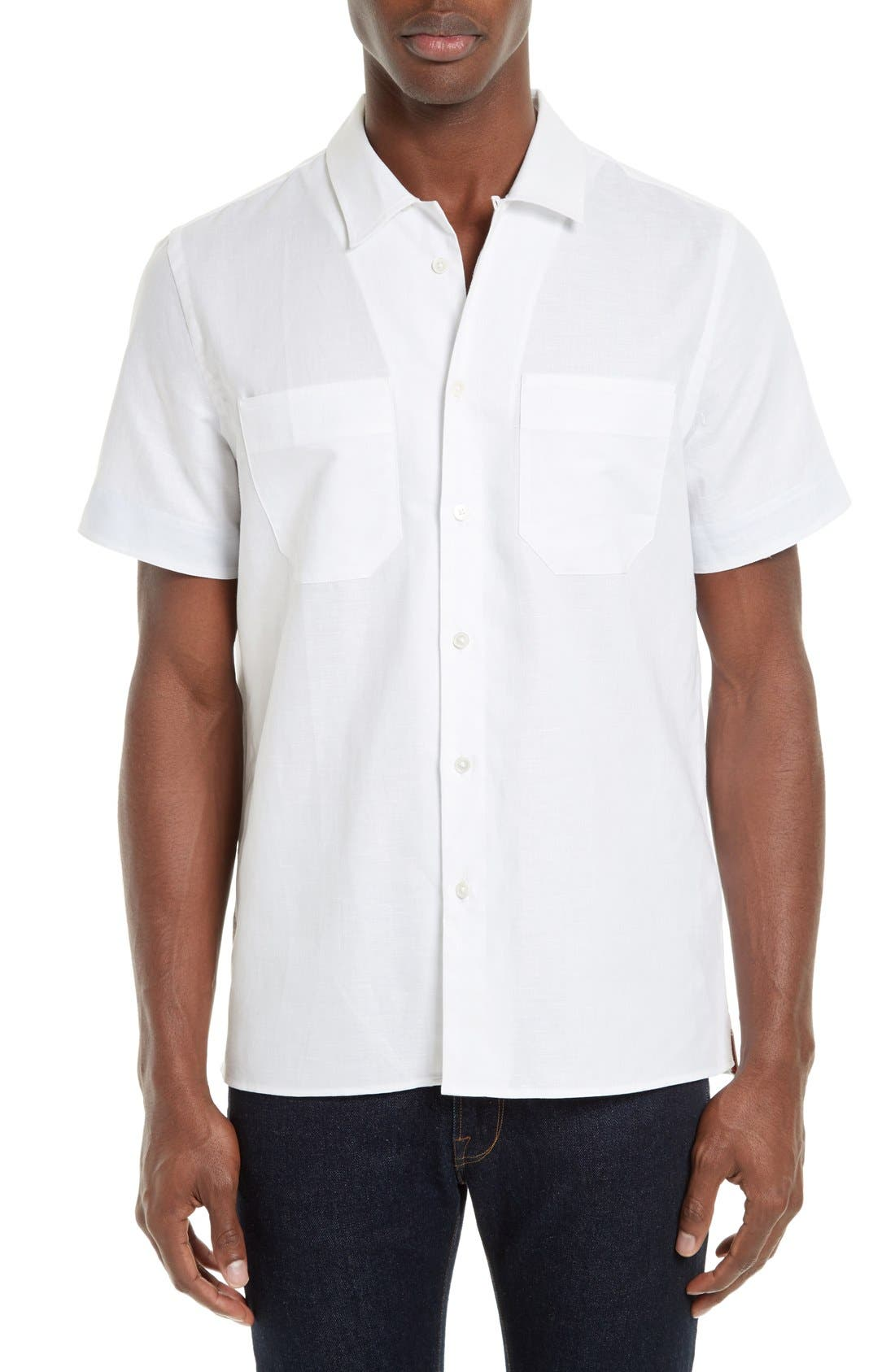 PS Paul Smith Camp Shirt