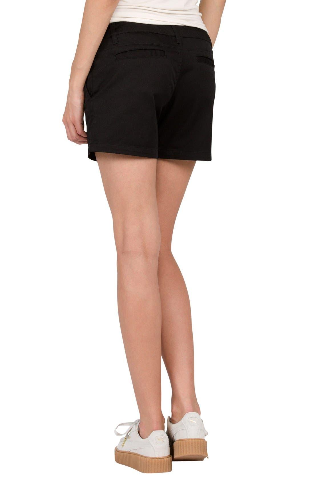 Alternate Image 2  - Volcom Frochickie Chino Shorts