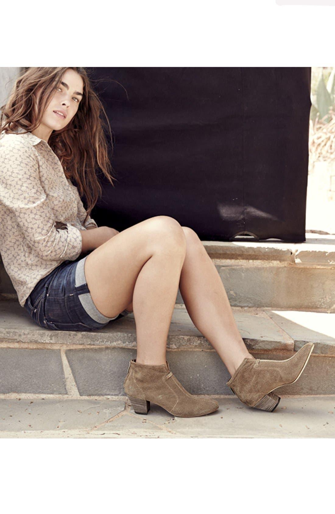 Alternate Image 4  - Hudson Jeans 'Croxley' Cuff Denim Shorts (Stella)