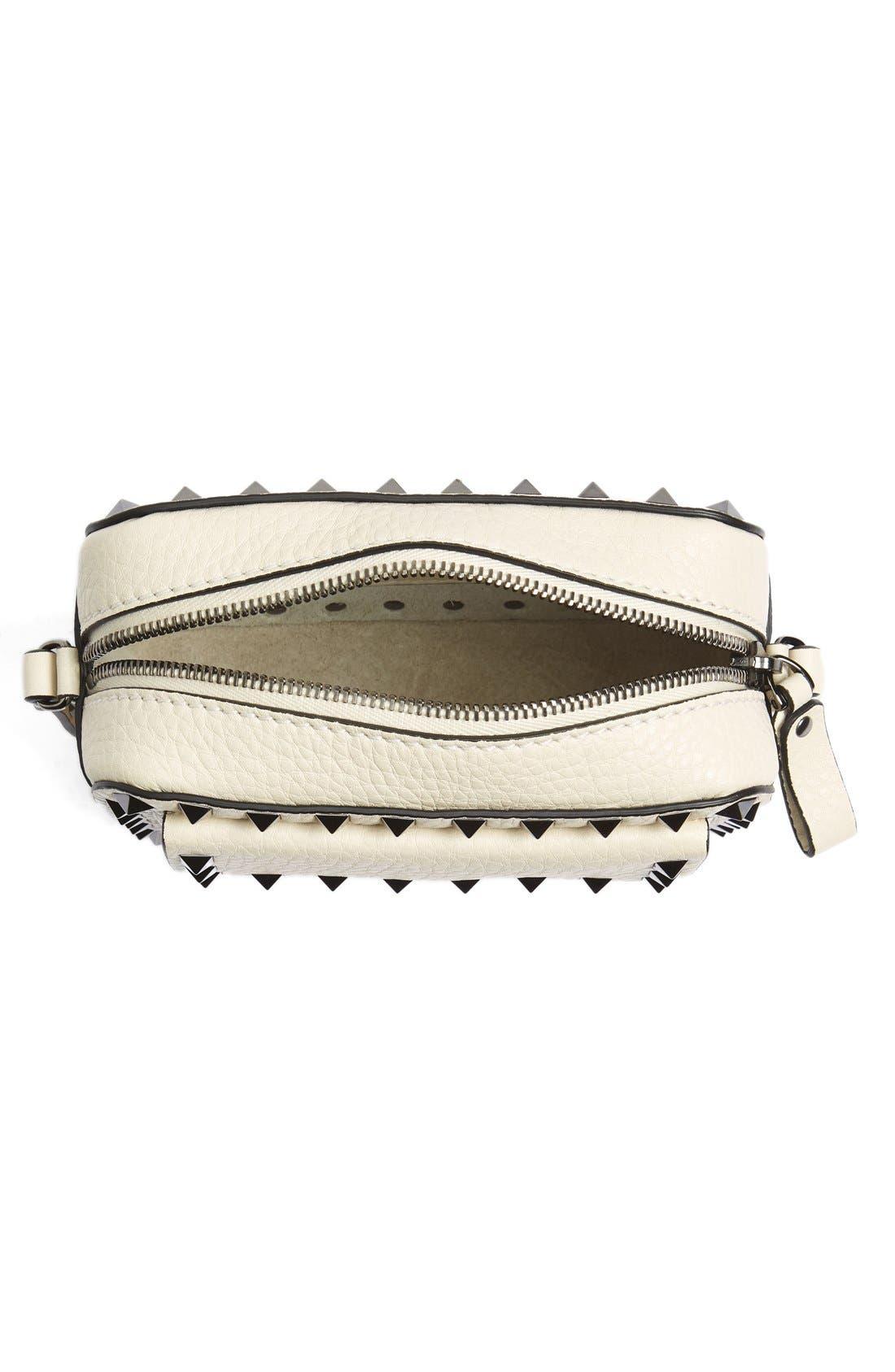 Alternate Image 3  - Valentino Rockstud Mini Camera Crossbody Bag