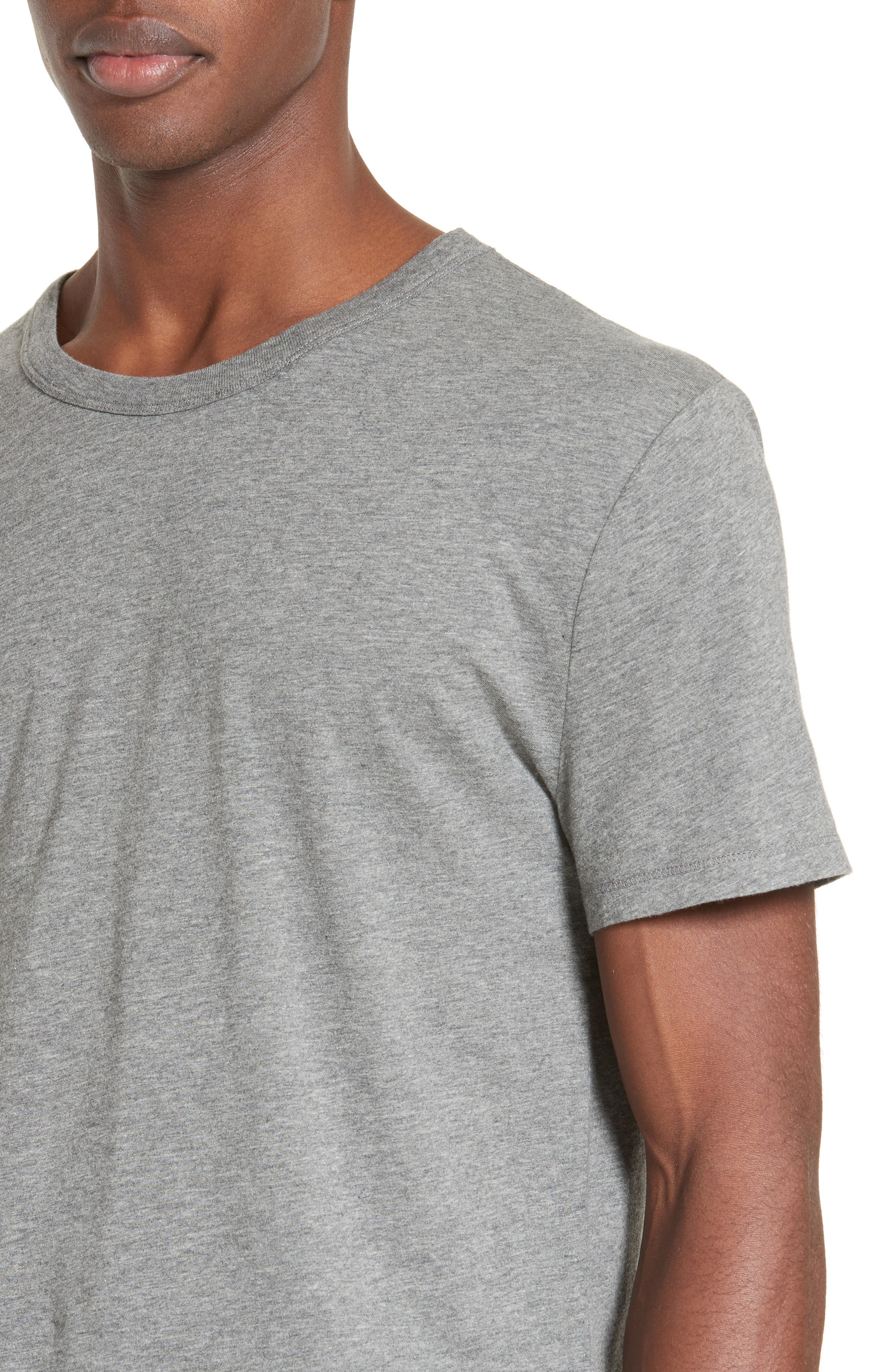 Alternate Image 4  - T by Alexander Wang 'Classic' T-Shirt