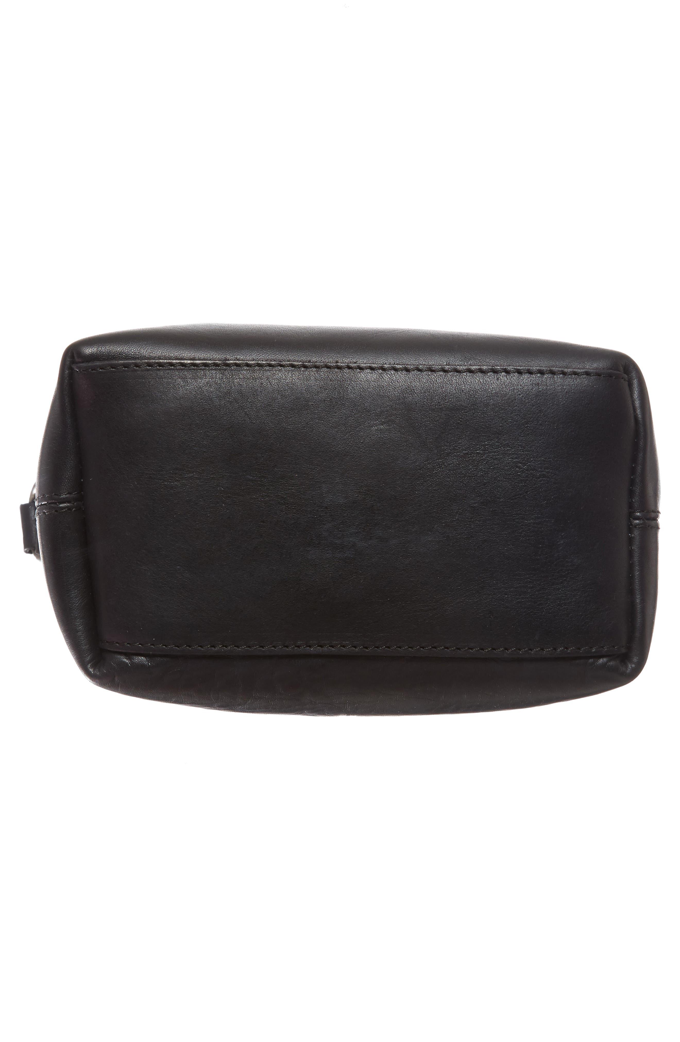 Alternate Image 5  - Frye Amy Leather Crossbody Bag
