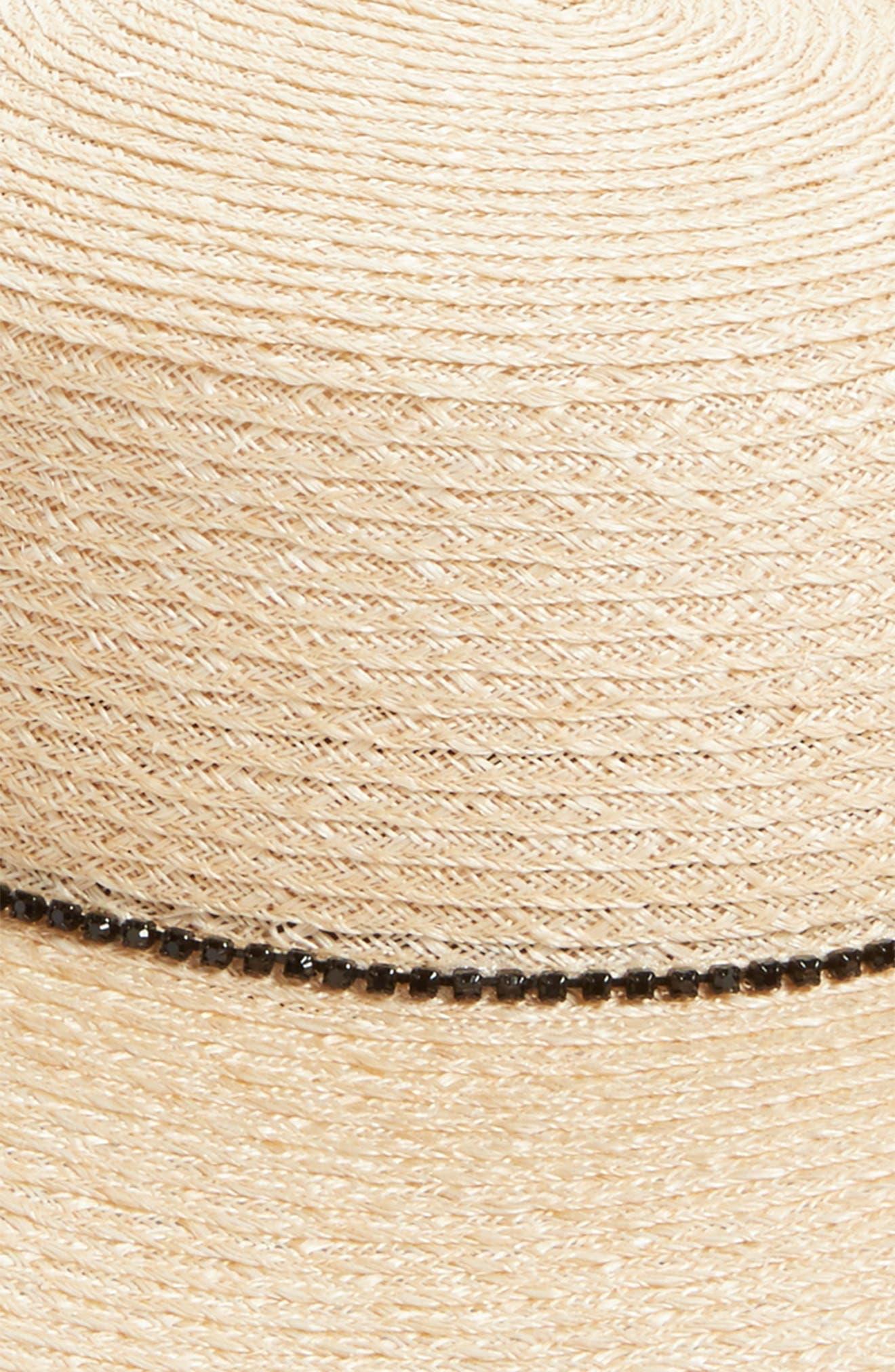 Alternate Image 3  - Eugenia Kim Colette Rebel Boater Hat